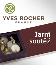Yves Rocher Soutez