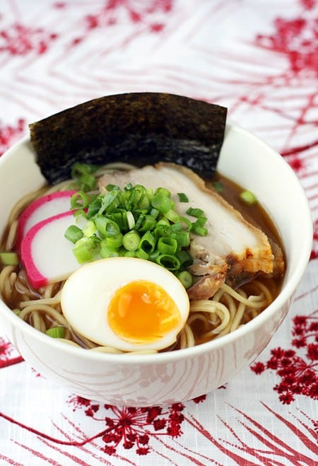 Japonská kuchyně není jen sushi