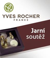 Yves Rocher Soutez