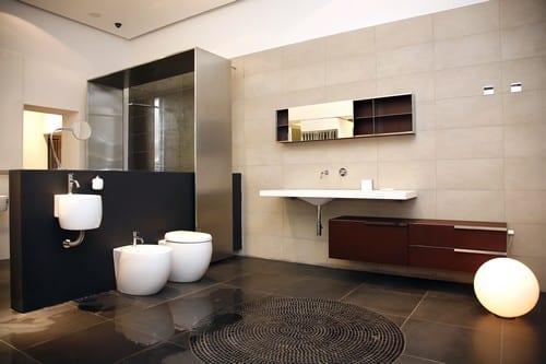 luxusni koupelna